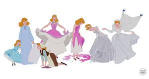 Cinderella Wardrobe by LaTaupinette