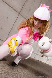 Bee and PuppyCat are on the Case! by OppositeCosplay