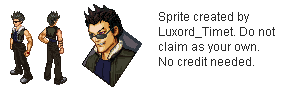 greed sprite by Luxordtimet