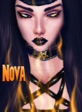 Hellbound Non animated NOVA by XPsychoBarbieX