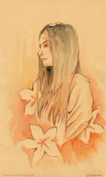 Lily by juryzhuli
