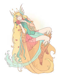 moonlite dreamer by juryzhuli