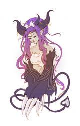 Lilith by juryzhuli