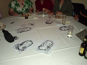 Caricature in 3 minutes