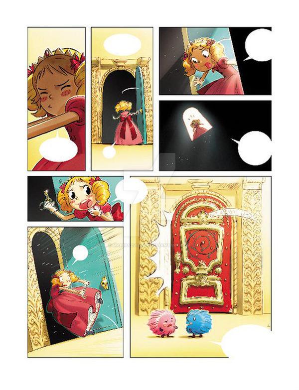Elinor et Jack 1 by MaripazVillar