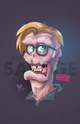007 - Zombification Confirmed. by adrilexmh