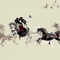 Do a merry go around Dream ? by bikobure