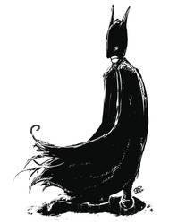 Batman by subjr