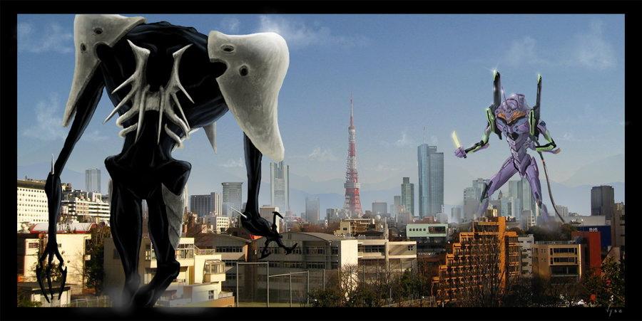 Evangelion Live Action 2 By Cullon