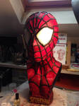 The Amazing Spiderman Bust 1:1