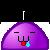 Purple Unanimated by Yggdrisall-Blue