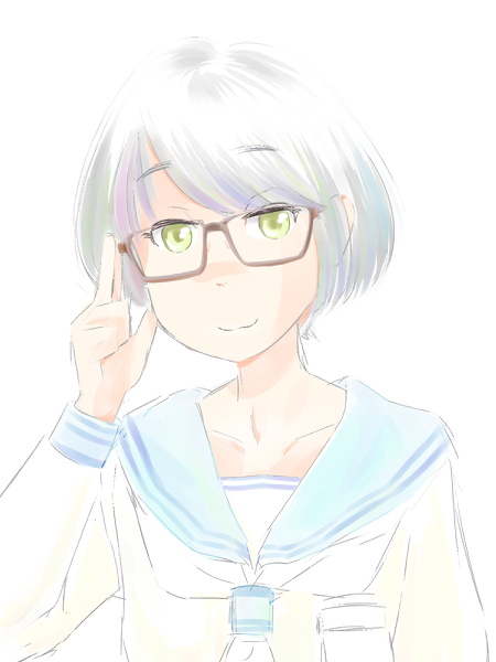 Glasses 2 by afunai