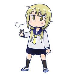 Yui 140501 by afunai