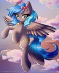 YCH - Fabulous pony