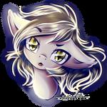 Ych - Bat pony portrait