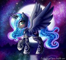 Luna's expanse by ChaosAngelDesu