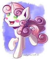 Sweetie Belle by ChaosAngelDesu