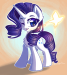Rarity and a Butterfly