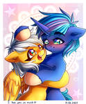 YCH - I love you so much!