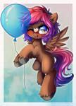 YCH - Cute Pony