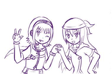 Mayura and Masami