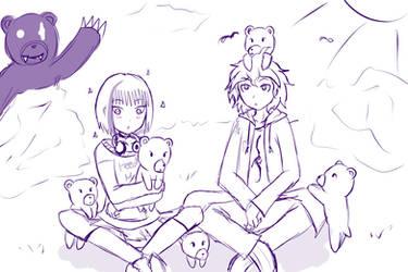 NagiMayu - Beary funny day