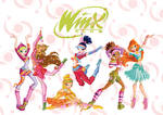 Winx Club Dance Team