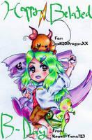 For xxh2odragonxx by Kawaii-Yume123