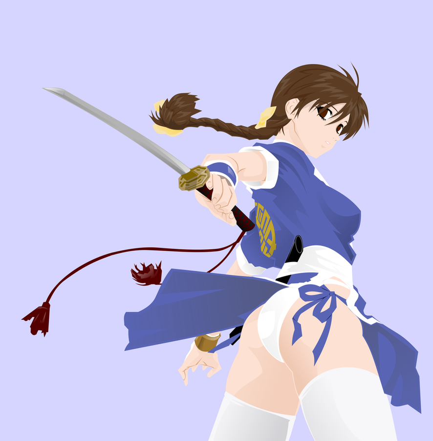 Kasumi by wis13