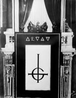 Ghost in vatican by krazybijoux