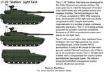 LT-20 Stallion Light Tank