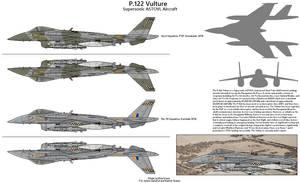 P.122 Vulture by BlastWaves