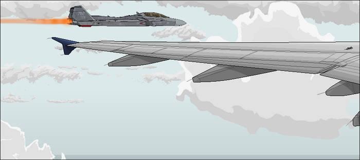Airliner Escort