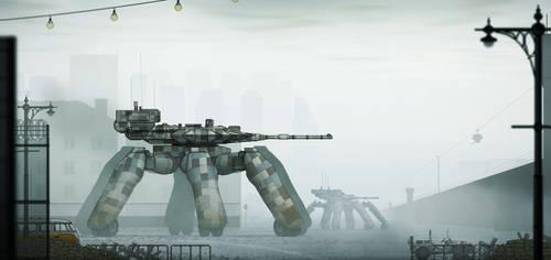 Operation Enforcement by BlastWaves