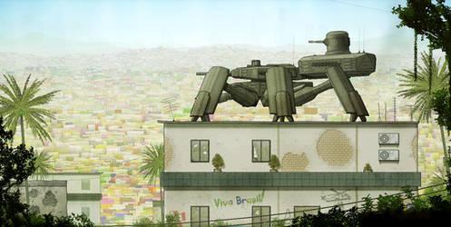 Favelas by BlastWaves