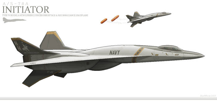 A/S-78A Initiator Space Fighter