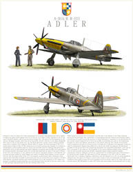 A-91 Adler Heavy Fighter