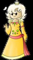 ArtTrade: Fancy Cupcake Princess by Syico