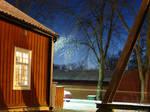 vasteras at night by sommerstod