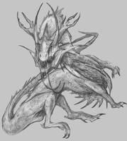 Trade: Emperor Sulfuric Dragon by InvisibleCatfish