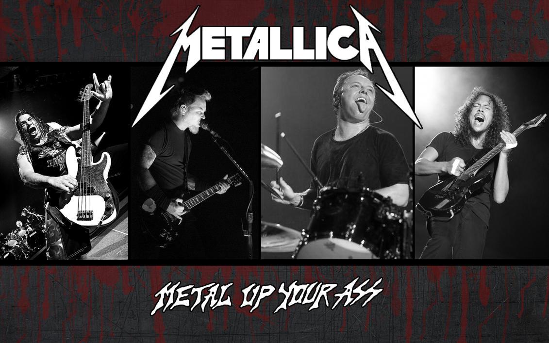 Metallica Wallpaper 1440x900 by caio1 on DeviantArt