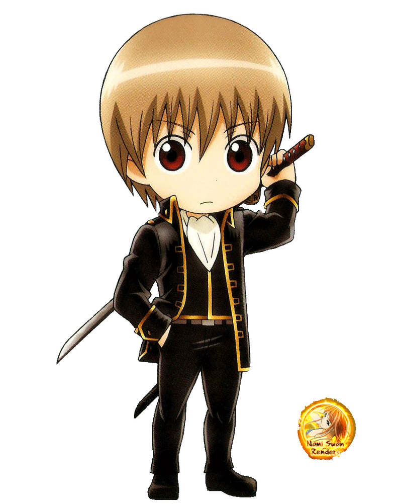 gintama chibi - photo #12