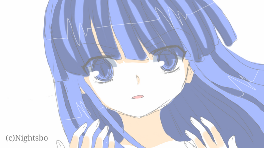 Rika Furude by Nightsbo