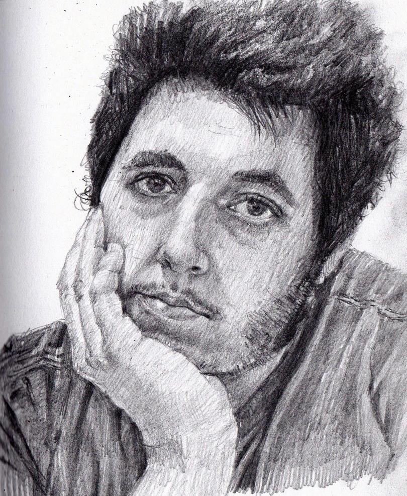 Portrait study by KingVahagn
