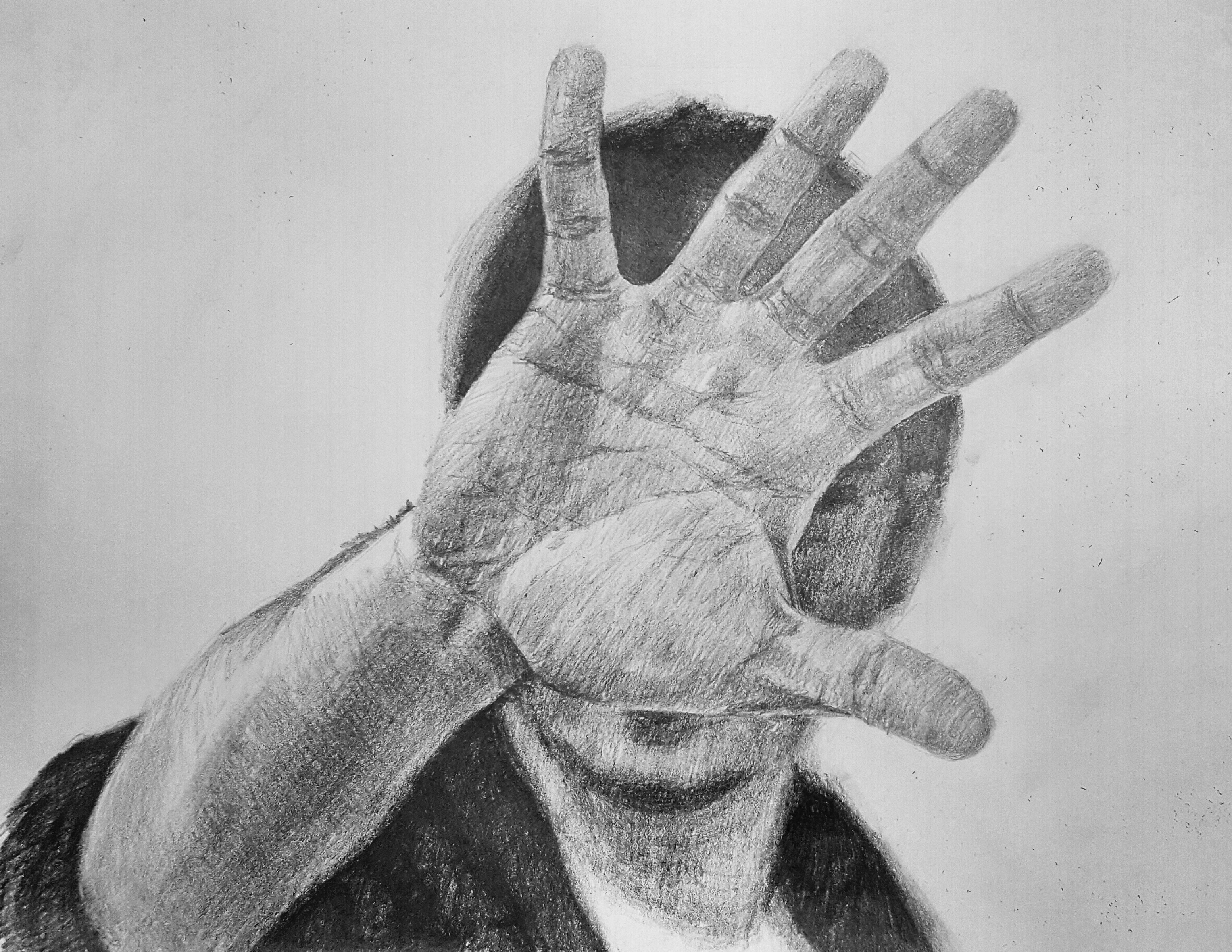 Hand by KingVahagn