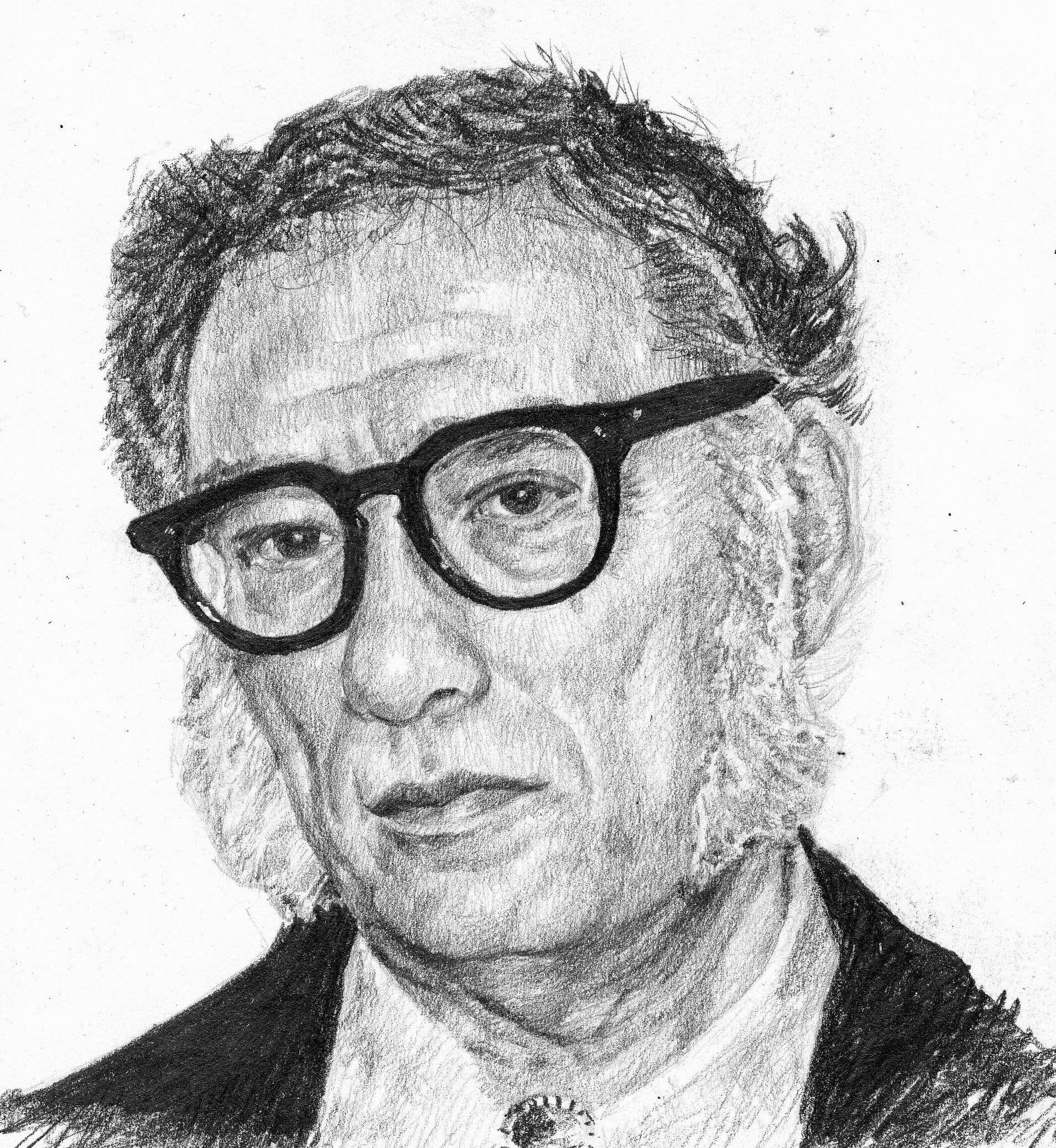 Asimov by KingVahagn