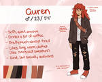 guren // oc ref [2019]