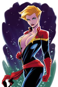 Sexy Marvel