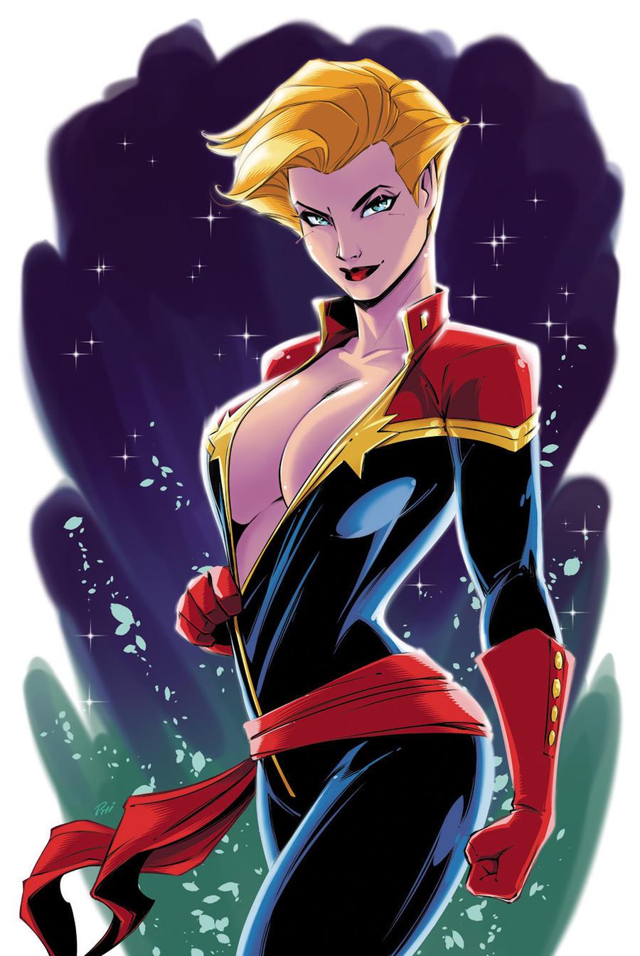 Sexy Marvel By Inkermoy On Deviantart