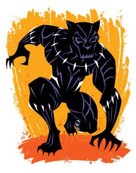 Black Panther Jack-Style